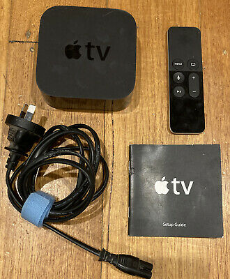 AU101 • Buy Apple TV (4th Generation) 32GB HD Media Streamer - A1625