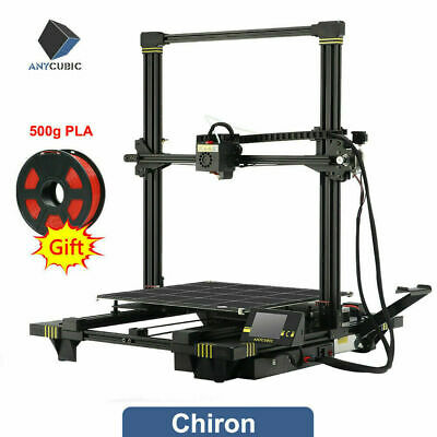 AU549 • Buy ANYCUBIC Chiron 3D Printer 3.5 TFT Large Print Size 400*400*450mm High Precision