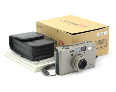 $ CDN2869.19 • Buy Contax T3 35mm Compact Film Camera With Sonnar T* 2.8/35mm