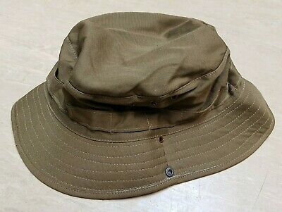 £44.95 • Buy New Genuine SADF South African Army Issue Specifico Nutria Brown Bush Hat 62cm