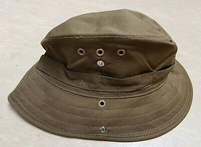 £44.95 • Buy New Genuine SADF South African Army Issue JL Normoyle Brown Bush Hat 60cm
