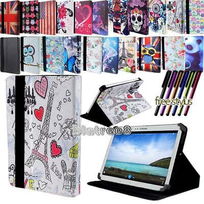 £5.99 • Buy For Various Samsung Galaxy Tab 2/3/4 Tablet -Smart Stand Leather Cover Case +pen