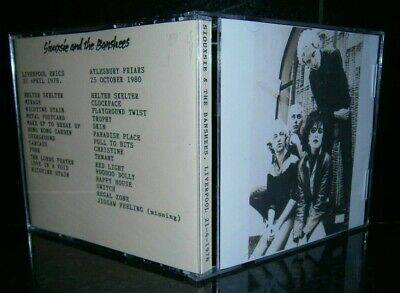 -Siouxsie And The Banshees  - Cds ..............78 & 80 • 6.89£