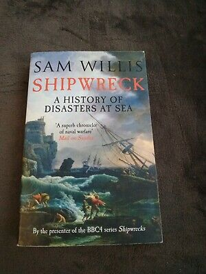 £9 • Buy Shipwreck  2 Books With Free Gift (The Titanic Lost Words)
