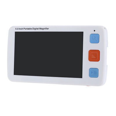 £117.84 • Buy 5.0inch Electronic Digital Flexible Video Magnifier/4-32X Reading Aid Adjustable