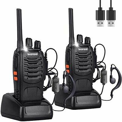 $ CDN64.69 • Buy Walkie Talkies Rechargeable Walkie Talkie Long Range 2 Way Radio Set