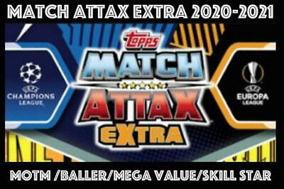 £1.25 • Buy Topps Champions League Match Attax Extra 2020/21 20/21 Foil Cards