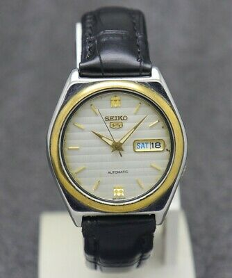 $ CDN27.76 • Buy Authentic Seiko 5 Automatic Movement 7s26 Japan Made Men's Watch.