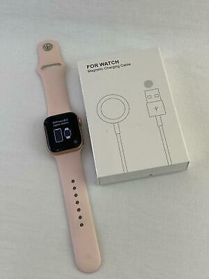 $ CDN339.31 • Buy Apple Watch Series 5 A2094 40mm 32GB Gold+Sport Band! GPS+4G! Perfect Condition!