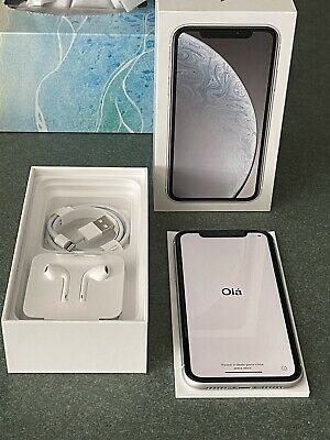 AU152.50 • Buy Apple IPhone XR - 64GB - White (Unlocked) A2105 (GSM) (AU Stock)