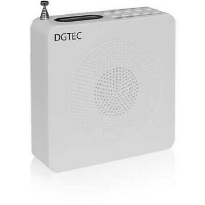 AU29.95 • Buy Brand New Dgtec Dab+/fm Rechargeable Radio 20 Preset Stations Lcd Display