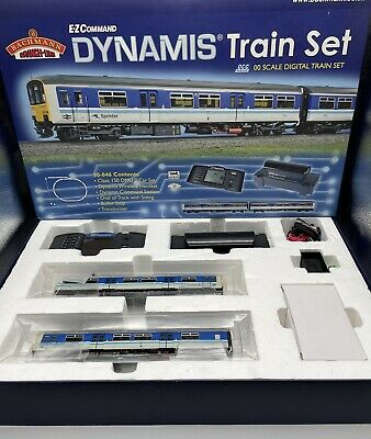 £499.99 • Buy Bachmann 30-046 Class 150 DMU 2 Car Set + Dynamis Controller And Command Station