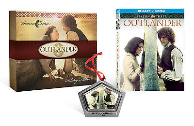 AU33.93 • Buy Outlander: Season 3 + Ornament (blu-ray + Digital) (blu-ray) (boxset) (blu-ray)