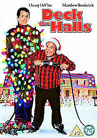 £3.99 • Buy Deck The Halls (DVD, 2007) Danny Devito. Brand New Factory Sealed