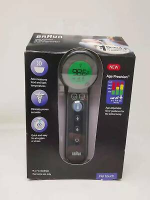 $ CDN72.86 • Buy Braun No Touch 3-in-1 Thermometer -  Touchless Thermometer For Adults, Babies, T