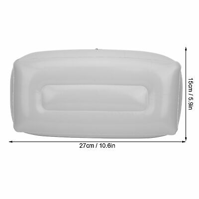 £8.68 • Buy Kayak Inflatable Seat Cushion PVC Moisture‑Proof Fishing Boat Accs Outdoor Goods