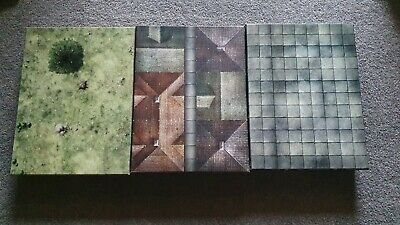 AU50 • Buy Dungeons And Dragons: Tiles Reincarnated, Tile Board And Dungeon Master Screen
