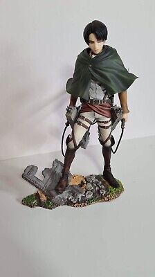 Sentinel Brave Act * 1/8 Scale Levi Action Figure * Attack On Titan AOT Anime • 130£