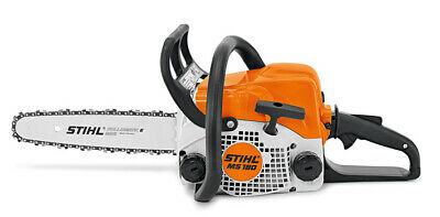 "View Details STIHL MS180 LIGHTWEIGHT CHAINSAW WITH 14"" BAR, CHAIN AND + SCABBARD (NEW) • 252.99£"