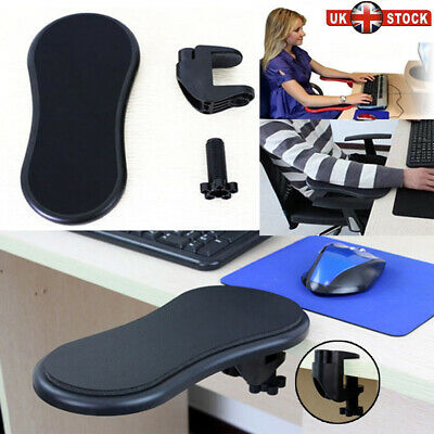 £10.49 • Buy Computer Elbow Arm Rest Support Table Desk Mouse Pads Armrest  Wrist Home Office