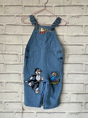 £30 • Buy Stella Mccartney Jeans Dungarees New 18months Girl Boy