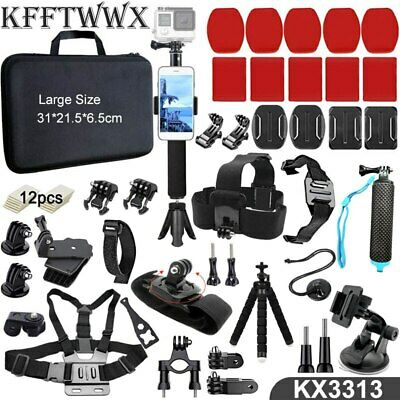 $ CDN35.37 • Buy Accessories Kit For Gopro Hero 9 Black 8 7 6 5 4 SJCAM Yi 4K AKASO EKEN H9 Osmo