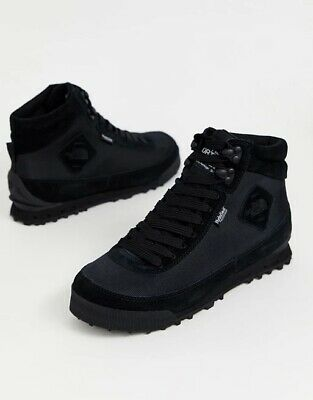 £100 • Buy The North Face Womens Back To Berkeley Boots II Black Leather Uk Size 3 Eur 36