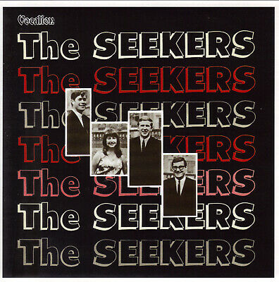 The Seekers (Decca 1965) CD 2005 Vocalion • 12.95£