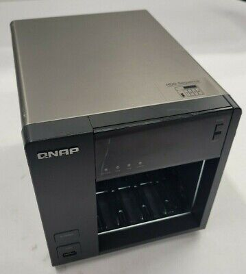 AU258.50 • Buy QNAP TS-421 4 BAY NAS (No Hard Drives Included) // Tested // Warranty