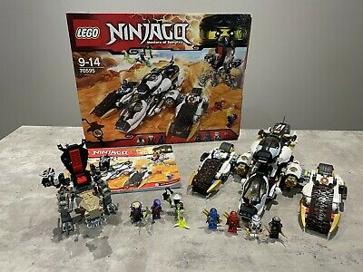LEGO Set 70595 Ultra Stealth Raider - Ninjago: Day Of The Departed • 91£