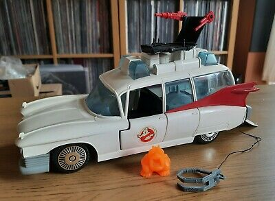 Ghostbusters Ecto-1 Vehicle (1984 / Kenner / Vintage / Toy / Complete / Car) • 55£