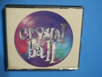 Prince Crystal Ball 4 CD Set With Booklet -Very Good Condition • 62.22£