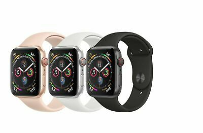 AU355 • Buy As New Apple Watch Series 4 GPS + Cellular 40mm 44mm Aluminum AU Stock- All Clrs