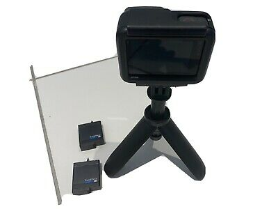$ CDN63.12 • Buy Gopro Hero 2018/5 Black, Official Mini Tripod And X2 Official Batteries
