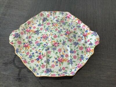 $ CDN195 • Buy Old Cottage Chintz Breakfast Plate