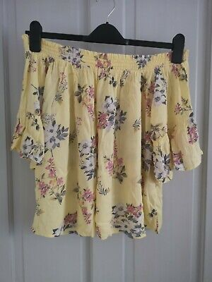 AU9 • Buy Hollister Yellow Top L