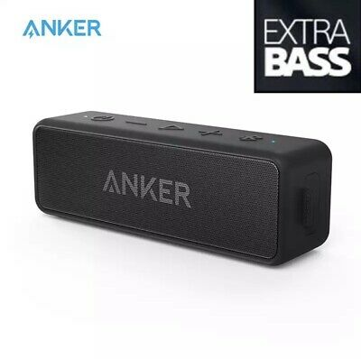 AU55.20 • Buy NEW✅ ANKER Soundcore Bluetooth Speaker With Stereo Sound Waterproof 24H PlayTime