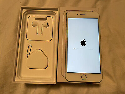 IPhone 8 Plus Unlocked 256gb Silver Excellent Condition • 28£