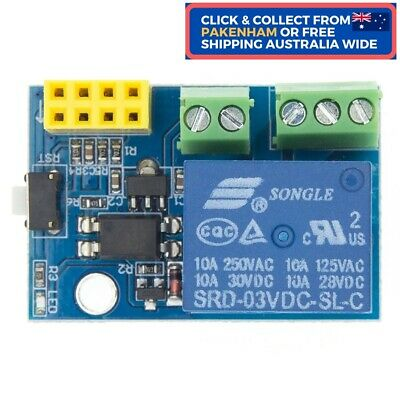 AU6.95 • Buy 5V ESP8266 ESP-01 Wi-Fi Relay Module Smart Home Control Switch - Pakenham Stock