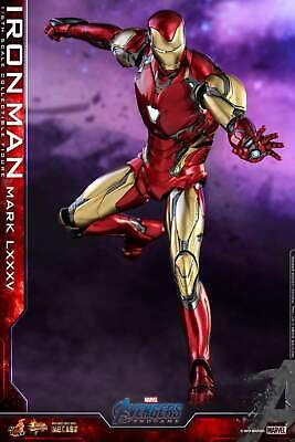$ CDN558.22 • Buy HOT TOYS Iron Man Mark LXXXV Avengers Endgame 1/6 Scale Figure MINT NEW IN BOX!