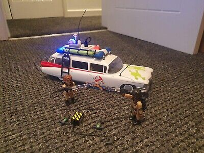 Playmobil 9220 Ghostbusters Ecto1 Car With Lights And Sound • 25£