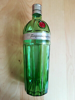 Tanqueray No. 10 Gin Bottle 1L - Empty • 5.99£