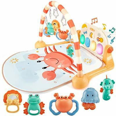 £44.99 • Buy Baby Playmats & Floor Gyms And Activity Play Mat, Kick And Play Piano