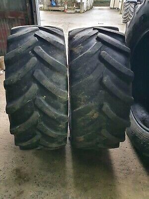 £300 • Buy Goodyear Tractor Tyres (Front) 480/65/R28