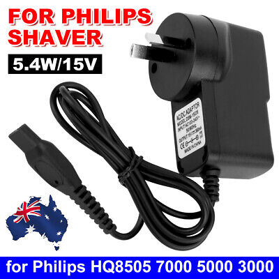 AU18.45 • Buy AU Adapter Shaver Charger Power Supply For Philips Norelco Razor HQ8500 HQ8505