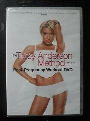 £2 • Buy The Tracy Anderson Method Presents Post-Pregnancy Workout DVD