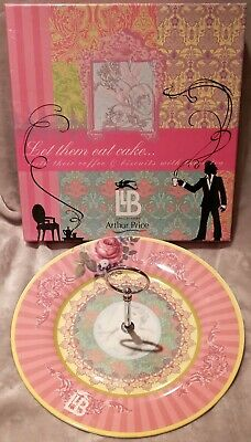 £10 • Buy LLB Llewelyn-Bowen Single Tier 10  Cake Stand Cupcake Holder Boxed L