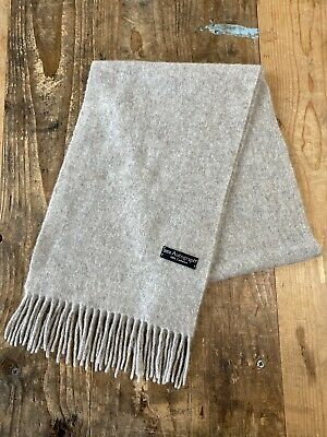 £25 • Buy M&S Autograph 100% Pure Cashmere Scarf With Tassels. FREE UK POST