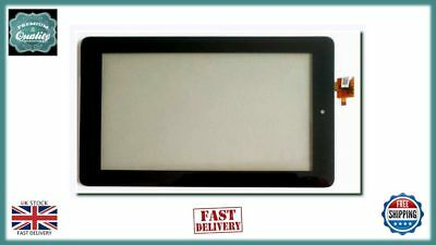£7.86 • Buy Amazon Kindle Fire 7 2015 Touch Screen Digitizer Front Glass