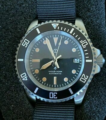 $ CDN339.68 • Buy MWC Vintage Military Diver Automatic